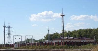 Сетевики Башкирии продолжают строительство подстанции 110 кВ «Зубово» в Уфимском районе