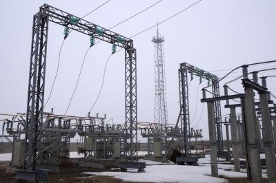 Строительство подстанции 110 кВ «Ирек» в Чишминском районе Башкирии