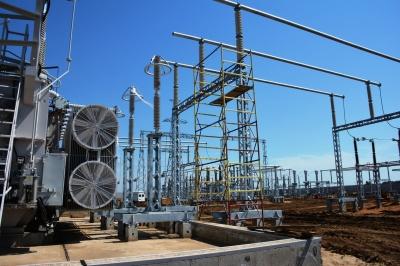 В Уфимском районе Башкирии ведется строительство подстанции «Гвардейская»